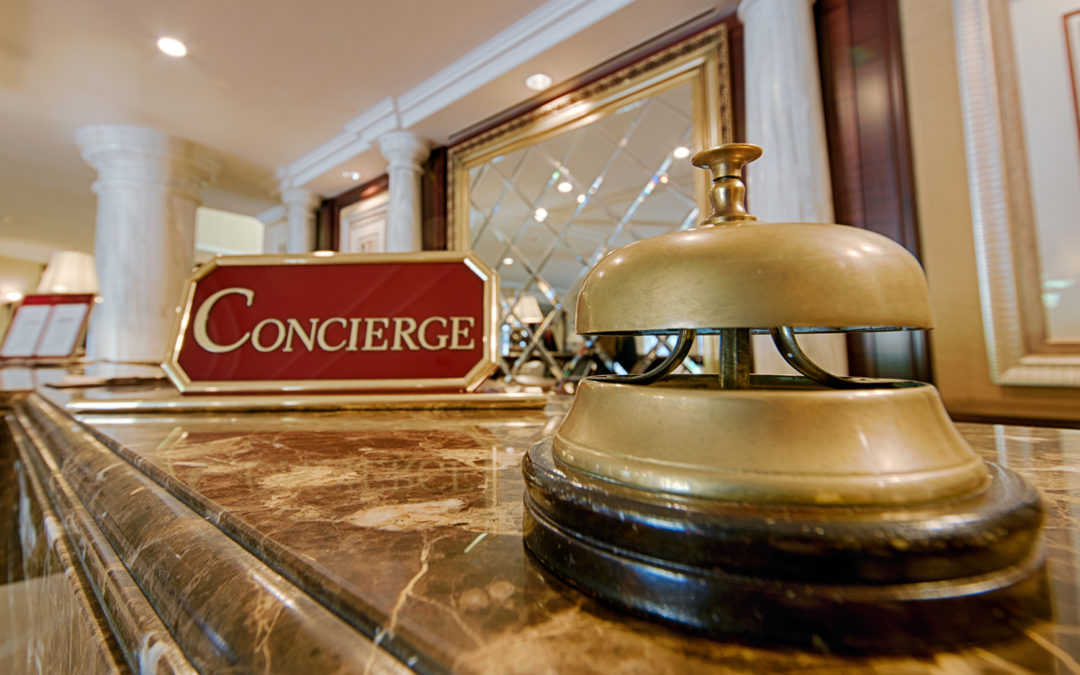 What A Hotel Concierge Can Do For You